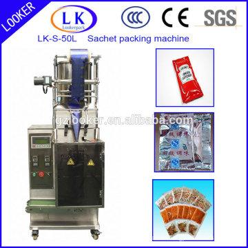 Automatic Liquid Sachet Packing Machine for Ketchup,Honey, Sauce,Shampoo,Seasoning bag
