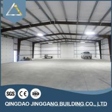 Prefab Construction Design Steel Structure Frame Warehouse
