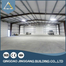 Prefab Construction Design Steel Structure Frame Warehouse