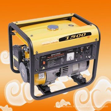 GS approbation 1.1kW max. Puissance essence generator_luxury type_ # WH1500-H