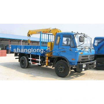 XCMG with 2ton Truck Mounted Crane