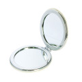 Custom Metal Aluminium Round Makeup/Compact/Pocket/Cosmetic Mirror