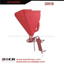 Air Hopper Gun with 9000ml plastic hopper D001B