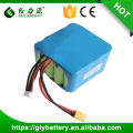 Geilienergy HIgh Capacity Customized 4s4p 18650 Rechargeable Li-ion Battery Pack