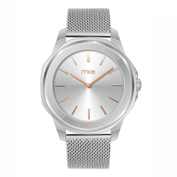 2018 Elegant Business Stainless Steel Quartz Watch for Lady
