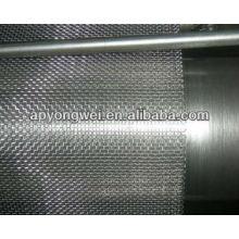 Écrans métalliques tissés galvanisés