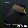 Heißer Verkauf !!! 0.33mm 3D kurvte ausgeglichenes Glasschirmschutz des vollen Deckels für iphone 7