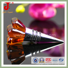 Crystal Wine Bottle Stopper for Wedding Guest Takeaway Gifts