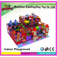 Aire de jeu intérieure Kids Play Center Equipement Structure du système pour le jeu