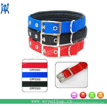 Produto do animal de estimação do colar de cão do nylon