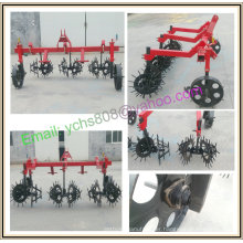 Farm Machine Hedgehog Cultivator with 25HP Yto Tractor