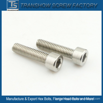 6*35mm Stainless Steel Socket Cap Screw