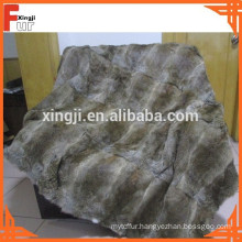 Rabbit Fur / Real Fur Blanket