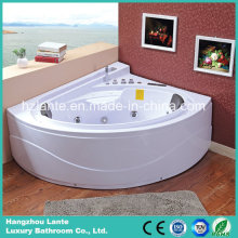 New Design Corner Hydromassage Bathtub (TLP-682)
