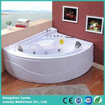 Nueva bañera de hidromasaje de esquina de diseño (TLP-682)