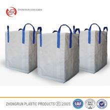 RÉCIPIENTS ZR - Sac de rangement en vrac de sac en vrac pour les constructeurs de sacs en vrac de 1 tonne RÉUTILISABLE 90x90x120cms