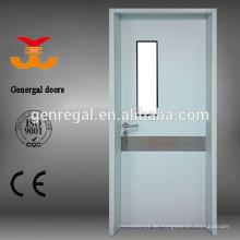 Krankenhaus-Schalldämmungs-Stahltür