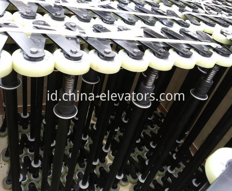 Step Chain Assembly for Hyundai Escalators
