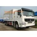Sinotruk HOWO 6x4 Fence Grocery Cargo Truck