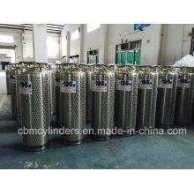 Dewar Gas Cylinders 195L