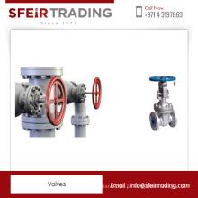 Válvula de baixa pressão de ferro fundido de melhor qualidade no preço do mercado mais baixo