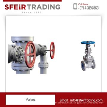API, DN, EN, ASME e ISO Standard Forged Steel Valves