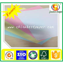 120GSM Uncoated Offset Color Paper