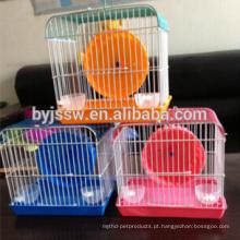 Gaiola acrílica de Hamster / Hamster Cage Cheap / Plastic Hamster Cage