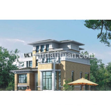 China Prefab Steel Villa