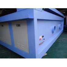 CNC Laser Maschine Leder Laser Gravur Cutter