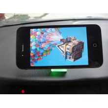Universal Car Phone Sucking Holder/car holder sticky gps holder on car dashboard