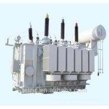 Three phase oil immersed 25 mva transformer