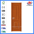 JieKai P9055 internal oak doors / old wooden door / pvc door jamb