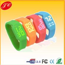 New Design LED Watch U Disk, USB Flash Disk Wrist Watch