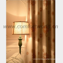 2015 fabric for curtain/Organza Curtain Fabric