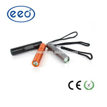 mini led flashlight , gift pen led flashlight