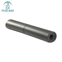Yugland factory price anti slip pu rubber yoga mat alignment