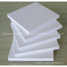 Plastic PVC Foam Sheet Board for Exhibition Stands