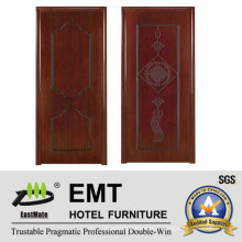 Portes en bois de chambre Deluxe Deluxe (EMT - TB08, EMT-TB09)