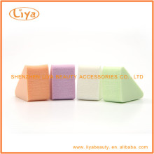 Facial sbr latex cosmetic sponge for lady