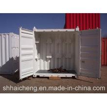 Fertig Flat Pack Container Haus / Wohnzimmer Container Zimmer / Container Büro