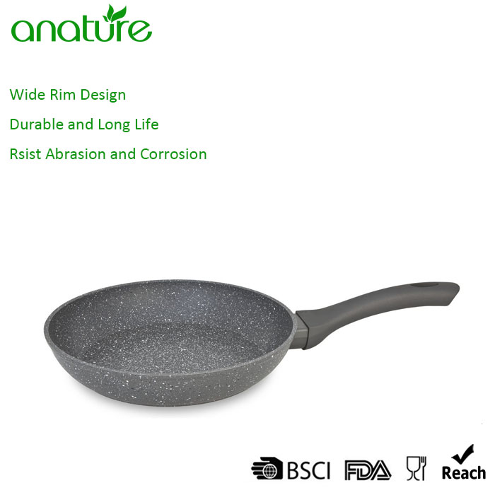 High Quality Marble Nonstick Coating Frying Pan Sets