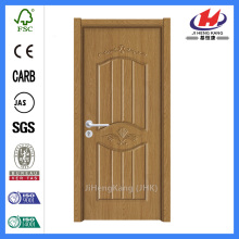 JHK-P09 cheap star pvc doors with pvc frame
