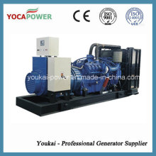 Electric Soundproof Diesel Generator Power Generation Mtu Engine