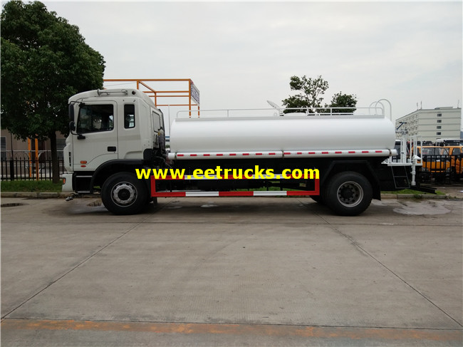 JAC Clean Water Tank Trucks
