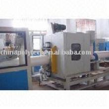 Machines de production de tuyau de PE de grand calibre