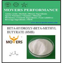 Supplément sportif bêta-hydroxy-bêta-méthyl butyrate (HMB)