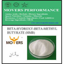 Sports Supplement Beta-Hydroxy-Beta-Methyl Butyrate (HMB)