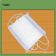Confortable Disposable Dust  Face Masks With Soft Non Woven Fabrics