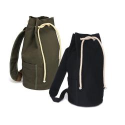 Cotton Drawstring Sailor Bag Canvas Outdoor Basketball Bag